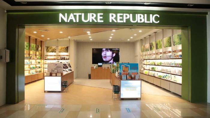 Gerai Resmi Nature Republic Sudah Hadir di Semarang!