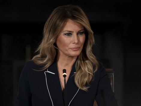 Melania Trump Sampaikan Perpisahan Tanpa Singgung Joe Biden