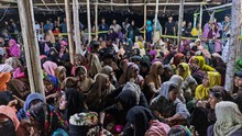 Bangladesh Kirim 1.600 Pengungsi Rohingya ke Pulau Terpencil