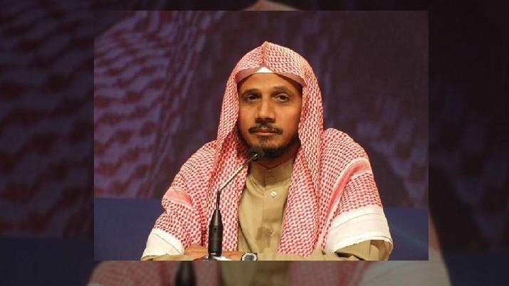 Sheikh Abdullah Basfar (Foto: Social Media via middle east monitor)
