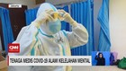 VIDEO: Tenaga Medis Covid-19 Alami Kelelahan Mental