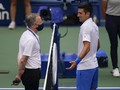 FOTO: Djokovic Gagal di US Open Usai Jatuhkan Hakim Garis