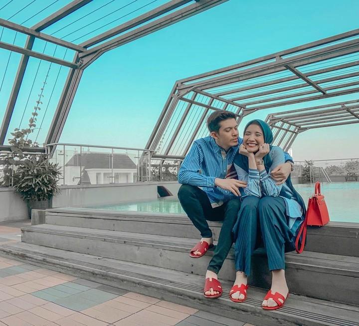 Selamat ya Zaskia Sungkar dan Irwansyah! (Foto: Instagram @zaskiasungkar15)