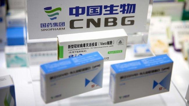 Pakistan menyetujui penggunaan vaksin virus corona yang dikembangkan perusahaan farmasi milik pemerintah China, Sinopharm.