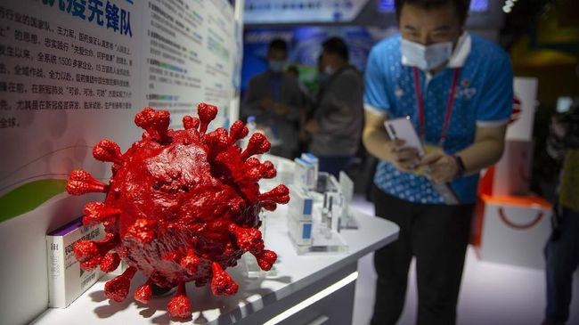 As Teliti Varian Virus Corona Baru Di Inggris