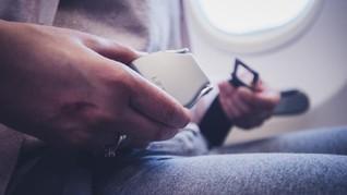 Alasan Jangan Lepas Sabuk Pengaman Saat Pesawat Mendarat