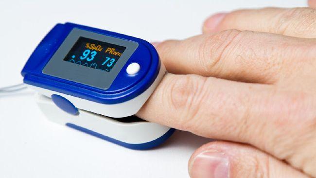 Tak semua pasien Covid-19 mengalami penurunan kadar oksigen. Pulse oximeter tak dapat digunakan untuk mendeteksi infeksi virus corona penyebab Covid-19.