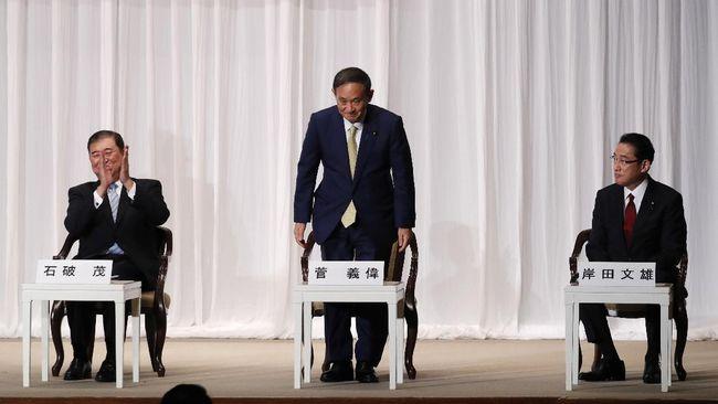 Kampanye untuk mencari pengganti Perdana Menteri Jepang, Shinzo Abe dimulai pada Selasa (8/9).