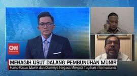 VIDEO: Menagih Usut Dalang Pembunuhan Munir