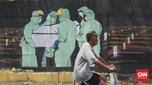 Jakarta Kembali Catat Rekor Positif Tertinggi 3.786 Kasus