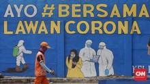 PPKM Luar Jawa-Bali Diperpanjang Tiga Pekan Hingga 8 November
