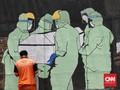 10 Bulan Pandemi RI: Kematian 180 Dokter hingga Krisis Makam