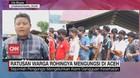 VIDEO: Ratusan Warga Rohingya Mengungsi di Aceh