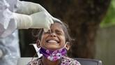 India mencatat rekor infeksi virus corona dalam 24 jam terakhir sebanyak 90.802 kasus baru pada Senin (7/9), sehingga total menjadi 4.204.613 kasus.