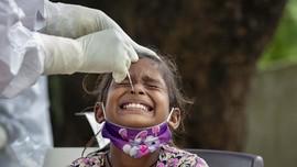 Survei: Lebih dari 60 Juta Orang di India Terinfeksi Corona