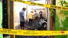 VIDEO: Warga Bali Mester Bersihkan Puing Sisa Kebakaran