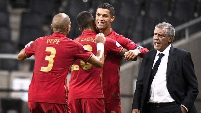Skuad Portugal di Euro 2020: Juara Bertahan Penuh Bintang