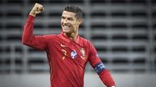 Gaya Rambut Ekstrem Ronaldo, Botak Seperti Chiellini