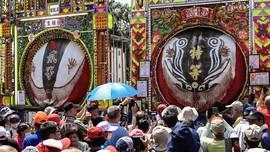 Pamerkan Babi yang Dipaksa Gemuk, Festival di Taiwan Dikritik