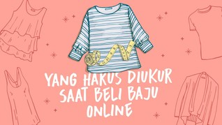 INFOGRAFIS: Cara Ukur Tubuh saat Beli Baju Online