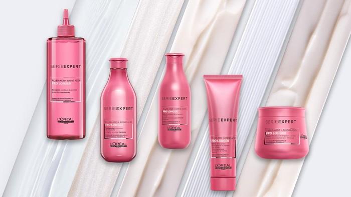 L'Oreal Professionnel Luncurkan Shampoo Untuk Rambut Panjang: Serie Expert Pro Longer