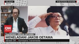 VIDEO: Meneladani Jakob Oetama