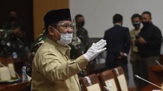 Bertemu Menhan Prancis, Prabowo Ingin Perkuat Alutsista TNI