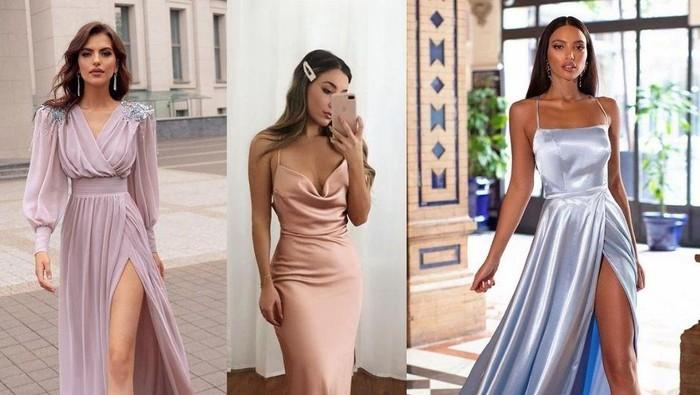 Rekomendasi Long Dress yang Bisa Gantikan Gaun Pernikahan di Masa Pandemi