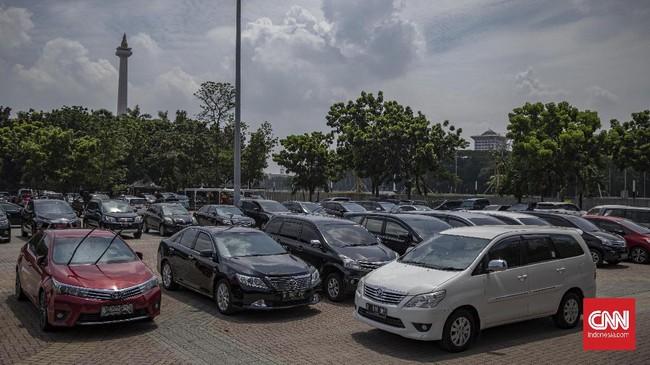 Tarif Parkir di Jakarta Bakal Naik, Bisa Rp60 Ribu Per Jam