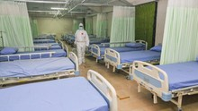 Satgas Sebut Positivity Rate Mei Terendah Sepanjang Pandemi