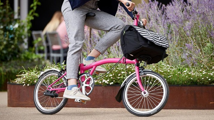 Sepeda Brompton (Tangkapan Layar brompton.com)