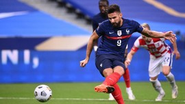 Prancis Bantai Kroasia 4-2 di UEFA Nations League