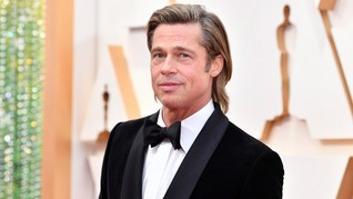 Brad Pitt Bersikeras Dapat Jatah Hak Asuh Anak 50 Persen
