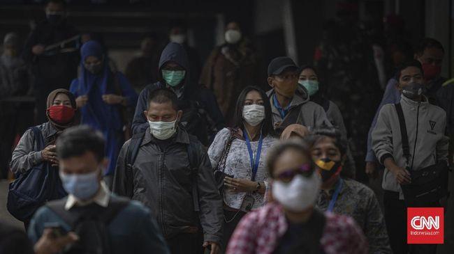 Dengan tambahan 10.738 kasus, maka jumlah pasien terinfeksi Covid-19 di Indonesia akan mencapai satu juta orang pada hari ini.