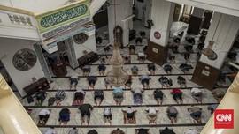 11.281 Aparat Kawal Salat Id di 2.922 Ribu Masjid Jabodetabek