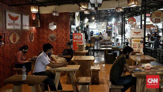 PHRI menyebut lebih dari 400 restoran akan gulung tikar atau tutup permanen apabila PPKM Darurat diperpanjang.