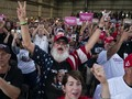 Kampanye Pilpres Trump di Nevada Langgar Protokol Kesehatan
