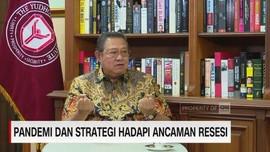 VIDEO: SBY Bicara Pandemi & Strategi Hadapi Resesi (5/5)