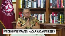 VIDEO: SBY Bicara Pandemi & Strategi Hadapi Resesi (2/5)