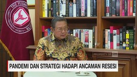 VIDEO: SBY Bicara Pandemi & Strategi Hadapi Resesi (4/5)