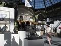 FOTO: Gelaran Paris Art Fair 2020 di Masa Pandemi Covid-19