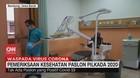 VIDEO: Pemeriksaan Kesehatan Paslon Pilkada 2020