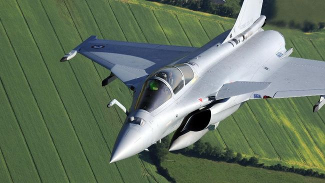 India menguji jet tempur Rafale buatan Prancis di dekat perbatasan China ketika ketegangan di antara kedua negara belum berhasil diredakan.