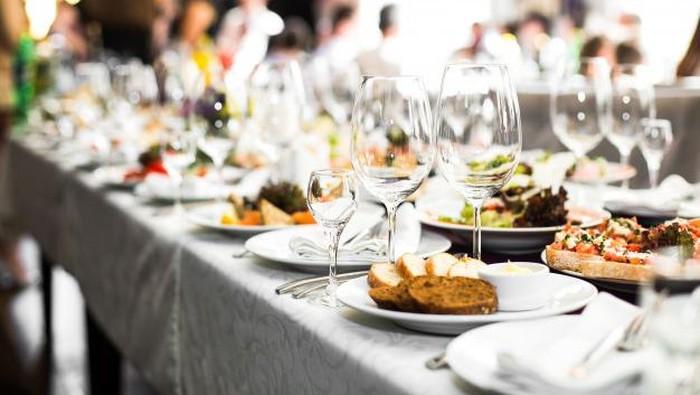 Tahun 2020 Banyak Pernikahan Tanpa Resepsi, Menu Kondangan Ini Paling Bikin Rindu