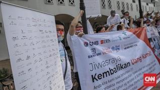 Stafsus Erick Dukung Tuntutan Rp16,8 T ke Terdakwa Jiwasraya