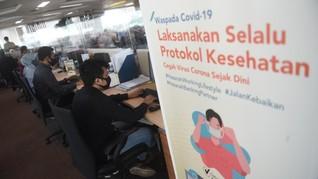 9 Perusahaan di Jakarta Ditutup karena Langgar Protokol Covid