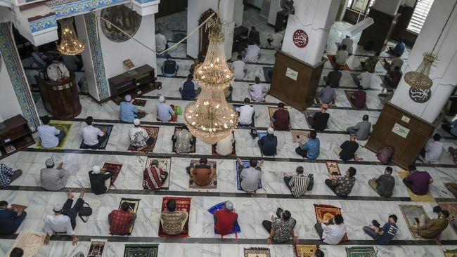Ahli mengatakan tempat ibadah masjid tidak perlu ditutup seluruhnya selama PSBB jilid II di DKI Jakarta selama pandemi virus corona.