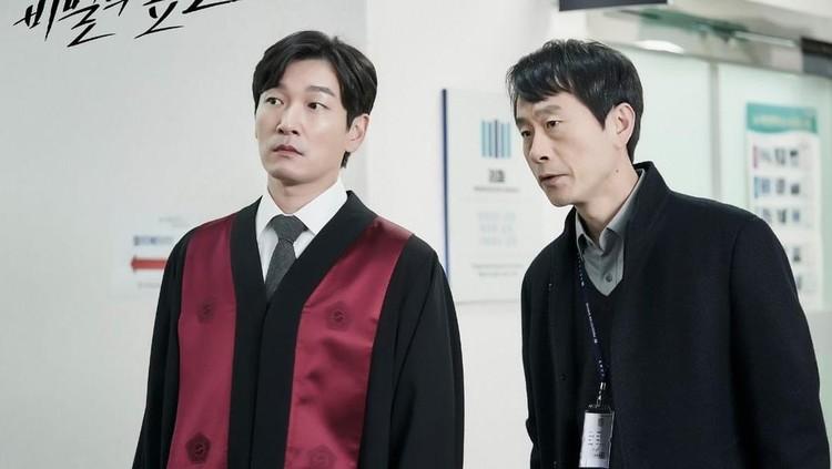 Drama Korea Stranger