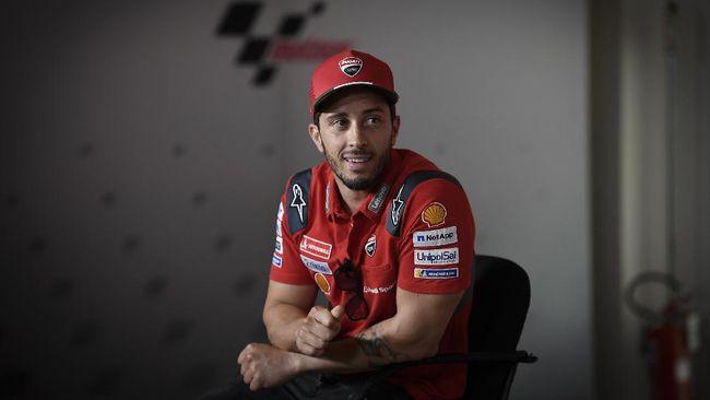 Andrea Dovizioso tak sepenuhnya puas jadi pemuncak klasemen MotoGP 2020 lantaran ia tampil pelan di balapan.