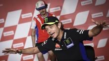 MotoGP 2021: Rossi Suka Warna Motor Petronas Yamaha
